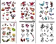 800 Small Tattoos Design 66-Page Flash Book