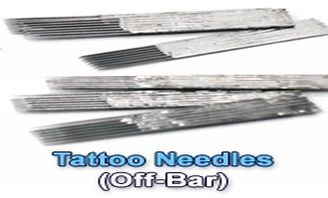 Tattoo Needles (Off Bar)