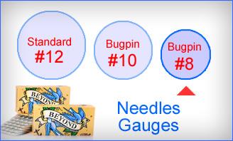 紋身針 (On Bar #8 Bugpin Needle)