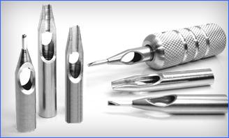 Steel Tips (Allen Key Style)