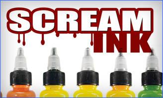 Scream Ink (New Formula)