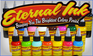 Eternal Ink Sets & Black Ink
