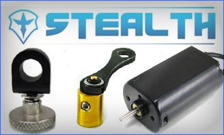 Stealth Machine Parts & Accessories