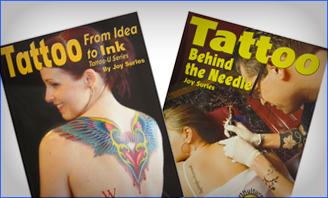 Tattoo & Drawing Books (Educational)