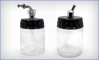 Airbrush Jars