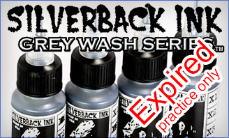 Silverback Grey Wash