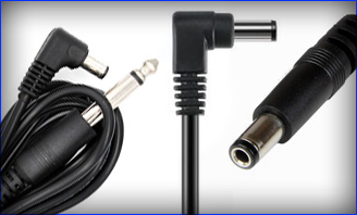 Phono to DC Power Cord
