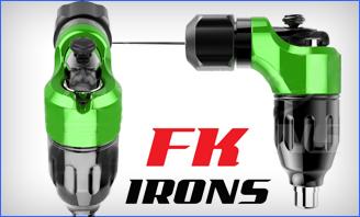 FK Irons Rotary Machines