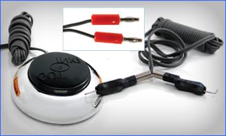 Pedal & Cords (Old Banana Plug)