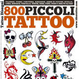 800 Small Tattoo Flash Book