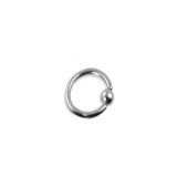 Stainless Steel Captive Rings