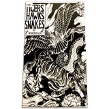 Tigers & Hawks & Snakes Tattoo Flash Book by Horimouja