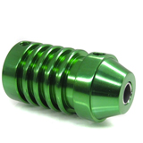Aluminum Grip (Green)