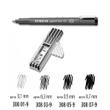Fineliner Pens (4pc set)