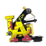 8 Wrap Los Angeles Design Tattoo Machine