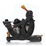 Lucky 8-Wrap Tattoo Machine