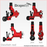 DRAGONFLY Machine Devilish Red