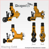 STINGRAY Machine Blazing Gold