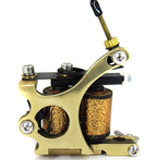 Brass Clash Tattoo Machine