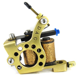 Brass Dialer Tattoo Machine