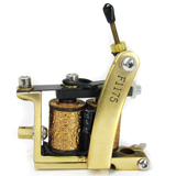 Brass Classic Tattoo Machine