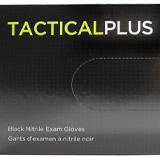 Tactical Black Nitrile Gloves