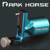 Dark Horse Rotary (Blue)