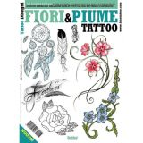 Bird & Feather Tattoo Flash Book