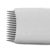 14 Needle Flat Microblade