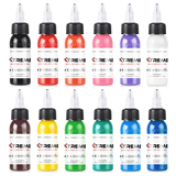 12 Color Set
