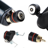 Magneto Power Cord System