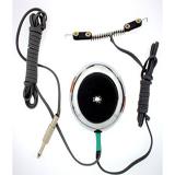 Gem Foot Pedal & Clip Cord Combo (Phono Plug)