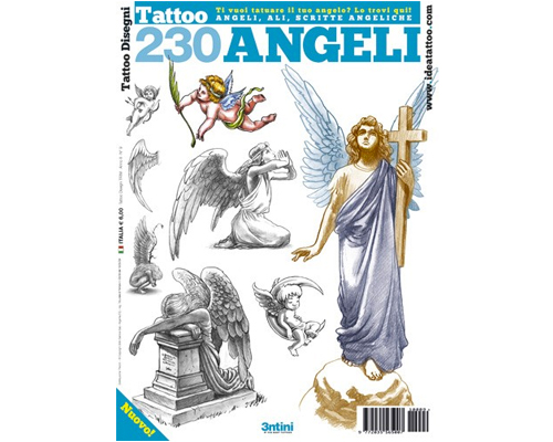 230 Angels Flash Book