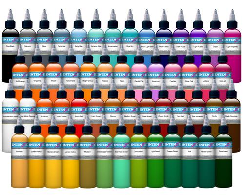 Intenze Ink Sets
