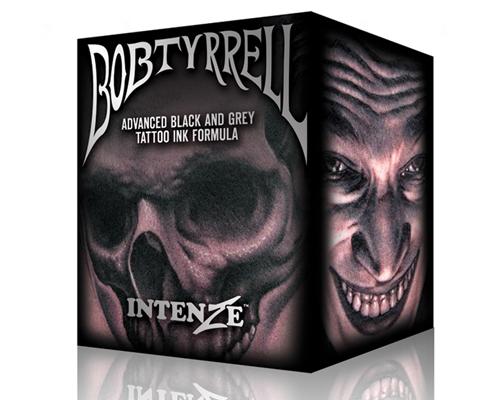 Bob Tyrrell  Black & Grey Ink Set