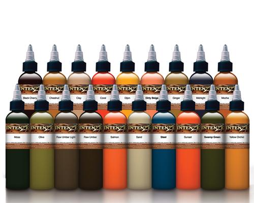 Mike DeMasi Color Portrait Set