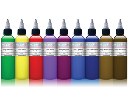Color Lining Series Ink Set