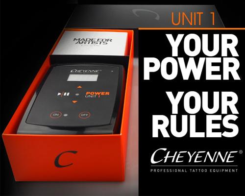 Cheyenne Power Supply #1