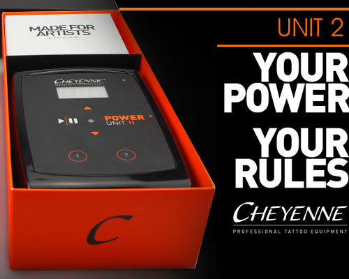Cheyenne Power Supply #2