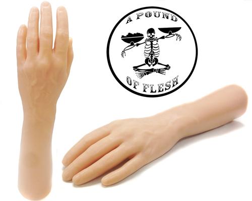Practice Tattoo Arm