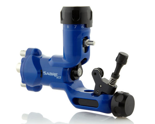 Sabre Rotary Machine (Cobalt Blue)