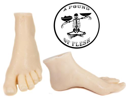 Practice Tattoo Foot