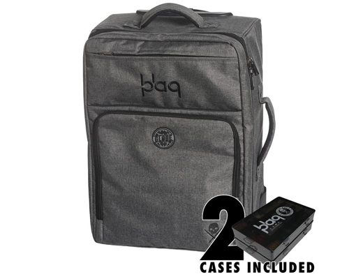 Blaq Paq Traveler Luggage