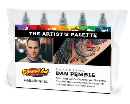 Artist's Palette (Dan Pemble)
