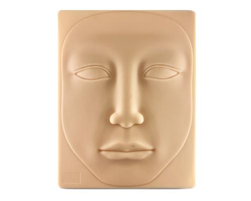 3D Face Practice Skin