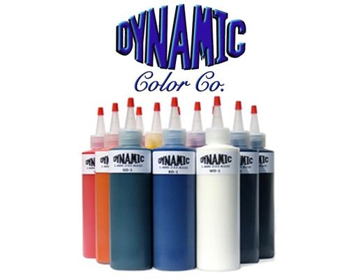 Dynamic Ink Sets