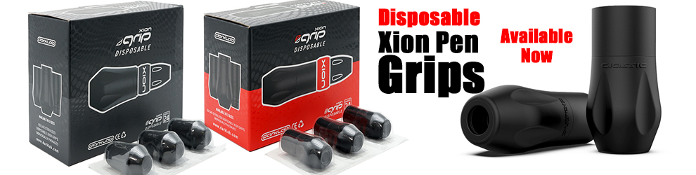 Disposable Xion Pen Grips