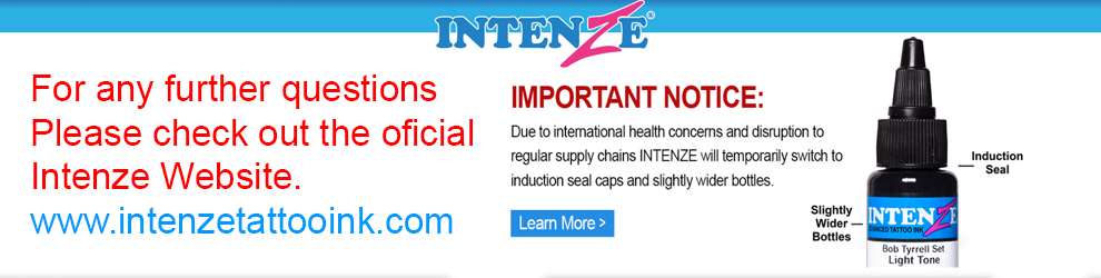 intenze disclaimer